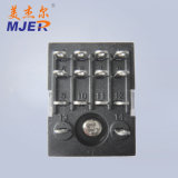 My4n LEDの表示器を含む一般目的の電子リレーまたは力のリレーかリレー