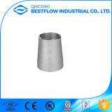 ASTM B16.9 Kolben geschweißte Edelstahl-Rohrfittings