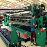 Fabricación de la máquina que hace punto de la urdimbre de Raschel
