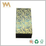 磁気閉鎖が付いているまたは宝石類のためのリボンのワインボックスが付いているHightの品質の質のギフトのペーパー
