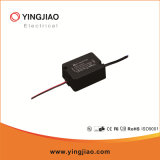 6W impermeabilizan la fuente de alimentación del LED con la UL del Ce