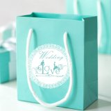 La impresión personalizada de lujo Bolsas de papel de regalo