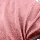 Покрашенная ткань 100% сатинировки жаккарда полиэфира для одежд