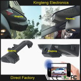 Registrador manual de la cámara de rectángulo negro del coche de Ambarella A7 HD DVR para Mercedes R320/R350/R400