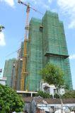 De Kraan van de Toren van de bouw