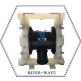 고품질 압축 공기를 넣은 격막 펌프