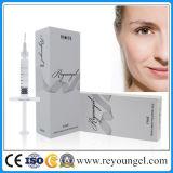 Enchimento ligado do Ha do ácido hialurónico do uso da face injeção cutânea para a injeção do bordo