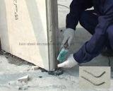Cabinas fuertes de la familia de Prefabrricated del panel de la tarjeta del cemento del tiempo de la larga vida