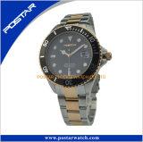 Het beroemde Waterdichte Horloge 30ATM van het Roestvrij staal van het Polshorloge van Rolexable van het Merk
