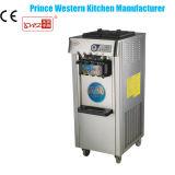 Machine molle de crême glacée de saveurs en acier de l'Italien 3 de prince Manufacturer New Commercial Full Stainelss en vente