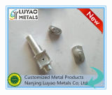 CNC die de Delen van het Aluminium van Delen met het Anodiseren machinaal bewerken