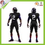El conjunto uniforme sublimado de las personas del fútbol americano con cualesquiera crea para requisitos particulares