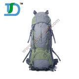 キャンプする60L+5L軽い旅行のためのバックパックをハイキングする