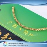 Bolso de papel del embalaje para el té cosmético del regalo del alimento de la ropa (xc-bgg-007)