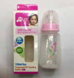 Friedensstifter-führende Flaschen-Milchnahrung-Baby-Flasche gibt Nibbler-Zufuhr B0408 an