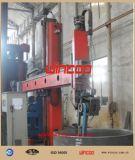Machine de polonais de chaudière de machine de polonais d'extrémité d'assiette/machine de meulage