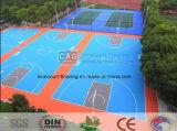 Veilig en Duurzaam Bouwmateriaal voor de Materiële Oppervlakte van het Hof van het Basketbal van de Oppervlakte van het Hof van het Basketbal