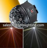 Luz de la bola cristalina del LED/luz mágica de la bola/del disco Light/KTV