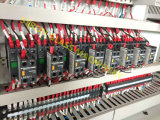 Máquina de estaca de vidro automática cheia do CNC