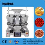 コーヒー豆のための防水自動10ヘッドMultiheadの計重機