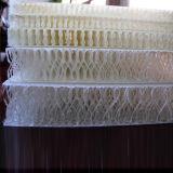fibre de verre en verre de tissu tissée par 3D