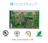 Placa de circuito impresso de PCB Multilayer com RoHS e UL