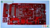 赤いSoldermaskの4つの層多層PCB