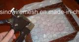 Fil de poulet hexagonal de Sailin pour la maille de guichet