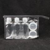 Пластичная косметическая установленная бутылка перемещения (NTR06)