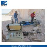 Machine en pierre de foret de faisceau pour la carrière de marbre
