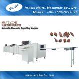 Máquina de depósito automática dos doces de chocolate para o chocolate de cana