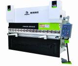 We67k 250t/3200는 자동 귀환 제어 장치 전동 유압 CNC 구부리는 기계 이중으로 한다