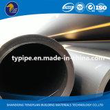 Пробка полиэтилена газа большого диаметра пластичная