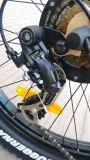 Bici di montagna grassa di Elctric della batteria della bottiglia del blocco per grafici della lega della gomma di disegno d'avanguardia 26 ''
