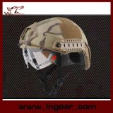 De tactische Helm van de Politie van de Veiligheid van Airsoft van het Toestel voor de Bevordering van de Verkoop