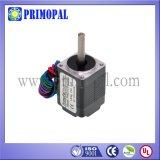Миниатюрные мотор NEMA 8 Stepper для системы CCTV