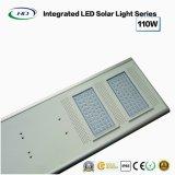 Luz de calle solar toda junta del poder más elevado LED 110W
