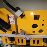 Q35y, Diw, Piw Series 120 Ton Equipment Ironworker hidráulico para perfuração, corte, dobramento