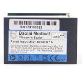 Misuratore incorporato del misuratore ultrasonico dentale per la presidenza dentale