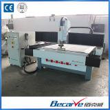 Router della vite di CNC del servo azionamento di legno 1325/metallo/Acrylic/PVC Hyrid di taglio di alta precisione doppio