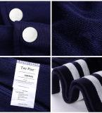 Revestimento ao ar livre dos homens do inverno do algodão do poliéster 35% de 65% para o basebol