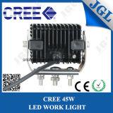 máquinas da agricultura da lâmpada do trabalho do diodo emissor de luz do CREE 30W que trabalham a lâmpada