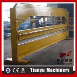 Machine à cintrer hydraulique de feuille plate en métal