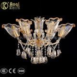 Luzes de cristal do candelabro do ferro europeu o mais novo