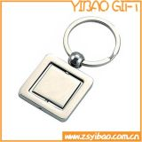 Custom Logo Trolly Coin Key Chain com Nickle Plating (YB-MK-13)