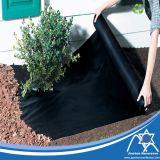 Tissu non tissé biodégradable respectueux de l'environnement de couverture d'horizontal