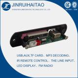 O decodificador eletrônico do MP3 da alta qualidade original integra o circuito Board-Q9a