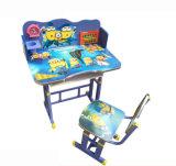 Le Tableau réglable moderne d'étude de mobilier scolaire badine le bureau d'élève (HX-SK004)