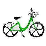 Велосипед города арендный с Bike привода вала ренты собственной личности рамки алюминиевого сплава урбанским без цепи