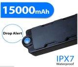 Perseguidor do GPS da vida da bateria longa o micro com ímã e Waterproof para o perseguidor do carro Tk15 do veículo